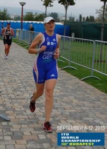 ITU World Championships – Race Report