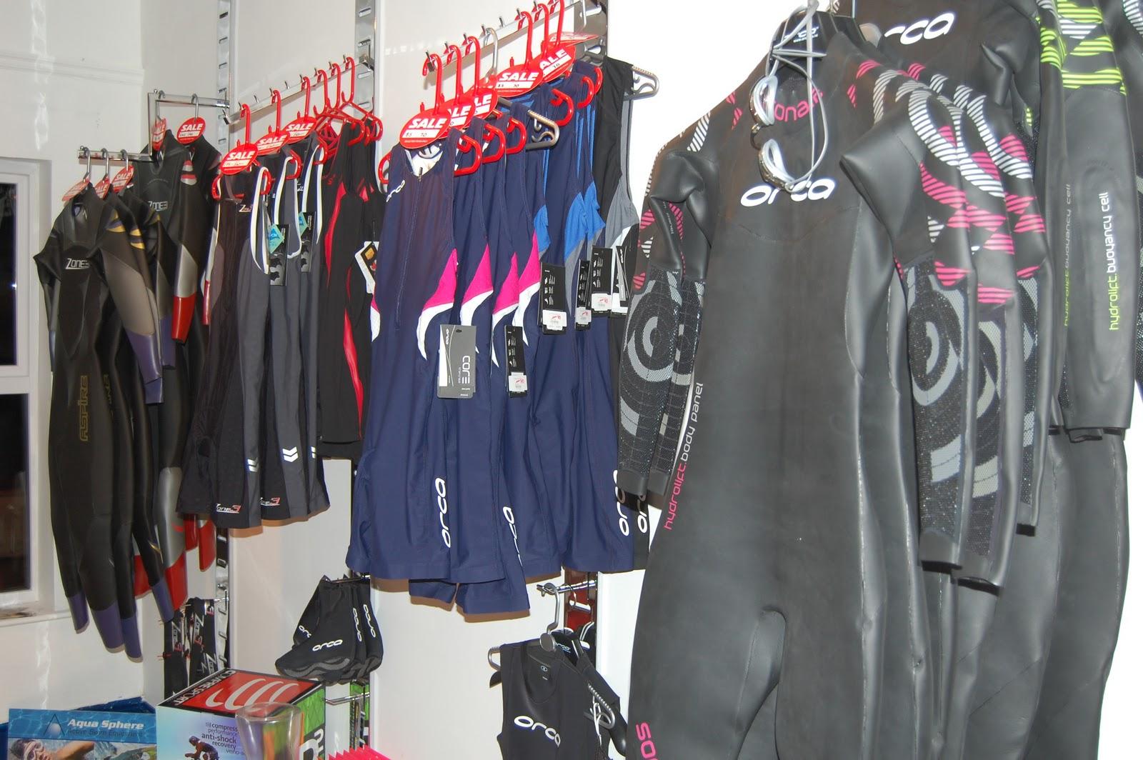 TriRunning – A NEW Triathlon shop opens in Northants