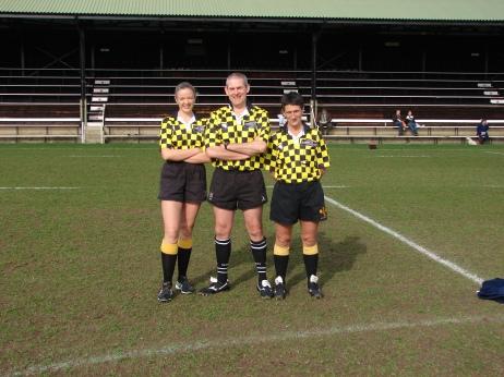 Oxford v Cambridge Varsity Game 07