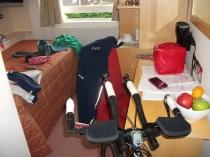 Bristol triathlon July 2012