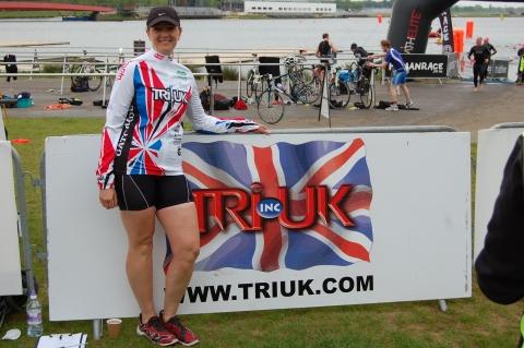 Eton triathlon, May 2012