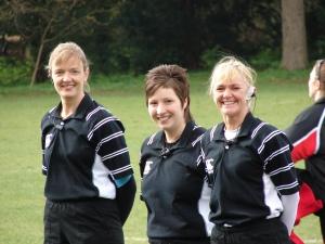 mel referee trio