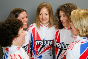 TriUK team launch, March 2012
