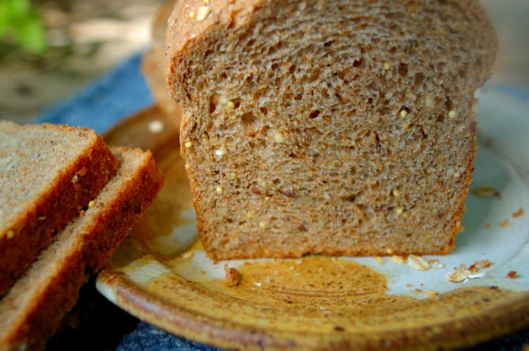 Oat Bread v Wheat Bread: which is better? | Melanie Ryding ...