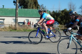 First road race