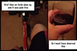 More knee rehab