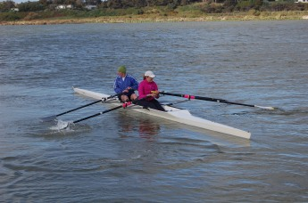 Start rowing