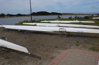 Beautiful day for a regatta!