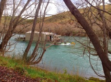 River Dredger - this is Gold country