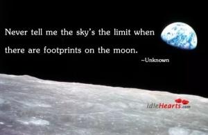 Sky's the limit?