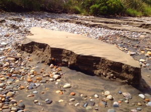 Angular sand