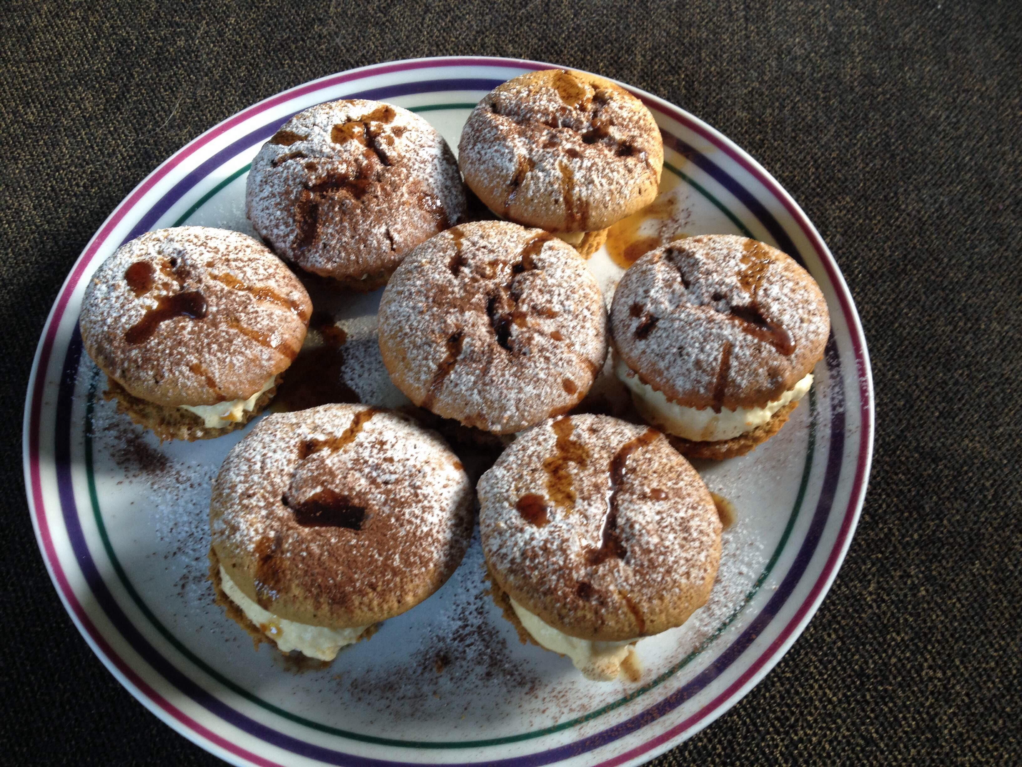 Lorraine Pascale Mini Tiramisu Cakes Recipe