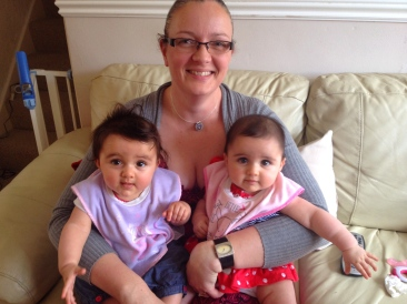 Me and my twin Nieces