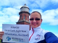 Nasa Global Selfie!