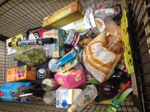 What's in my trolley?