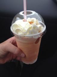 Milkshake recovery!