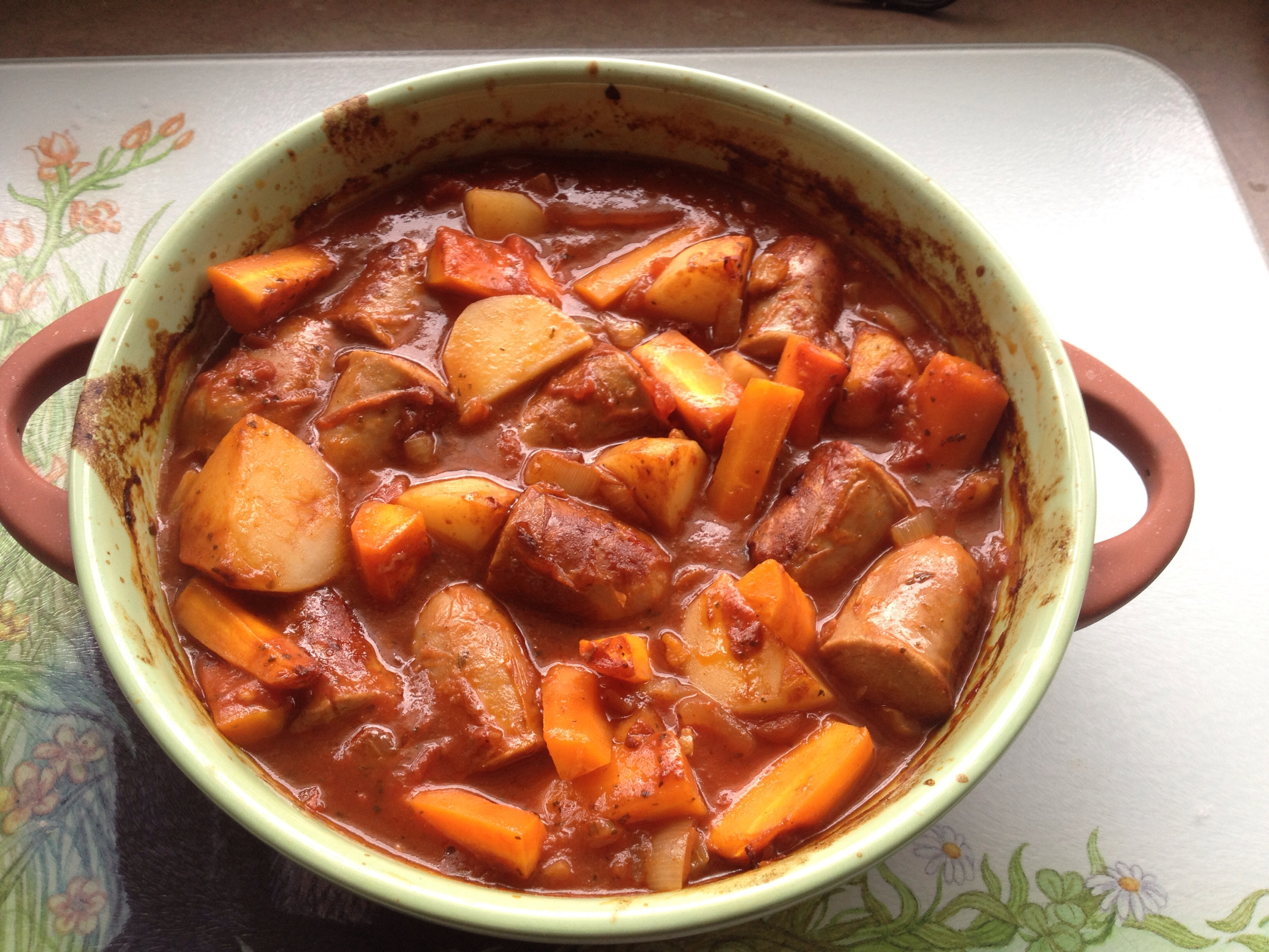 Sausage Casserole Recipe — Dishmaps