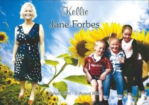 Kellie Forbes